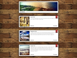 Panels WordPress theme